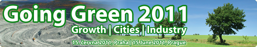 GOING GREEN 2011 (Green Growth, Green Cities, Green Industry)